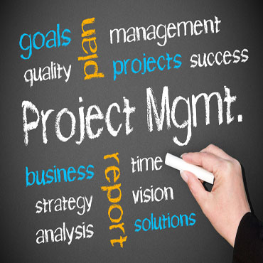 Link to Project Management Specialists page